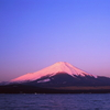 冬の夜明け
