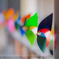 Pinwheel installation☆