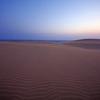 鳥取砂丘-夜明け前の静寂-