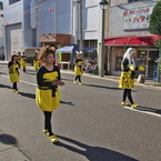 みなと祭りパレード