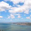 The sky in Lisbon