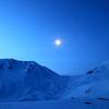 夜明け待つ立山