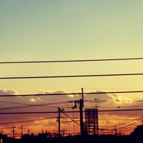 空が変わる時