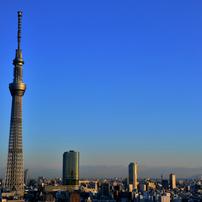 東京観光 1
