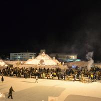 アイスキャンドル祭り