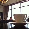 昼下がりのコーヒー