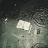 雨の朗読。