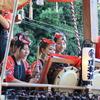 諏訪神社の夏祭り(1)