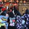 諏訪神社の夏祭り(4)