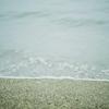 海水と浜と