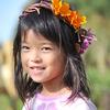 芋づる娘の花冠