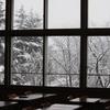 in school 雪の日*