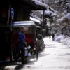 高山旅情(雪かき)