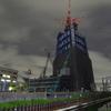 東京スカイツリー成長中(09.08.09)