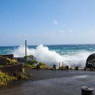 島の嵐 波編