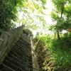 鞍馬寺石階段