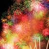 Fireworks in Nagaoka 2013