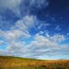 朝の雲 朝の虹