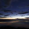 雲海~夜と朝の狭間