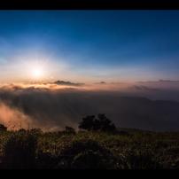 霧の中の高ボッチ <覚醒>