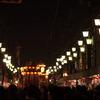 川越祭り終わってしまった。。