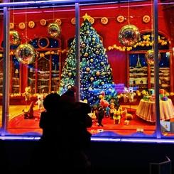 絵本の中の世界 クリスマスの終わりに ~IPhoneギャラリー~