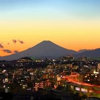 2013.12.29夕暮れ富士FDR版