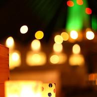 Warm lamplight II