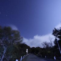 月明かりのスカイライン