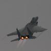F-15J機動飛行-3@浜松