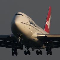 飛行機(成田)