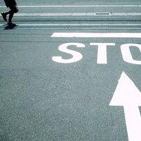 STOP ←