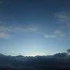もうすぐ太陽が。。。