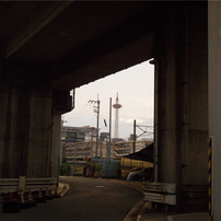 towerのある風景#1