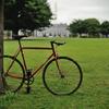 My fixed bike