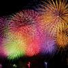 Fireworks in Nagaoka 2014