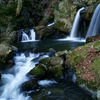 おぼろ滝と下の滝