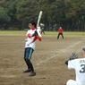 10.31 草野球@赤塚公園