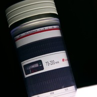 驚異!! レンズ型水筒