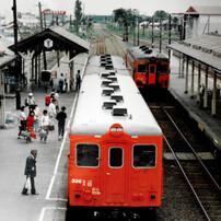 在りし日の鉄路