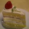 今日は苺ショートケーキの日