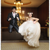 結婚式の写真 お二人 01