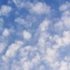 ぽこぽこ雲