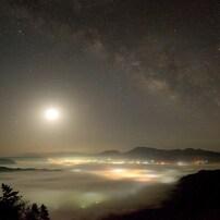 感動の雲海(阿蘇市) 1