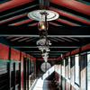 ランプの宿 離れ 廊下