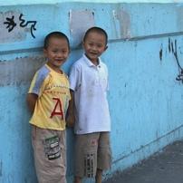 上海路地裏の子供たち-VOL1