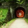 熱いトンネル