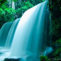 鍋ヶ滝情景3