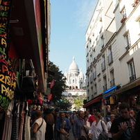 パリ サクレ・クール寺院