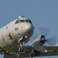 P-3Cをカッコ良く撮る会